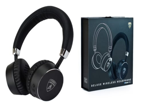Słuchawki bezprzewodowe takie jak Lamborghini Huracan NW- 01