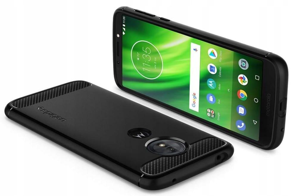 new arrival 059dc 49333 Etui SPIGEN RUGGED ARMOR Motorola Moto Z3 Play
