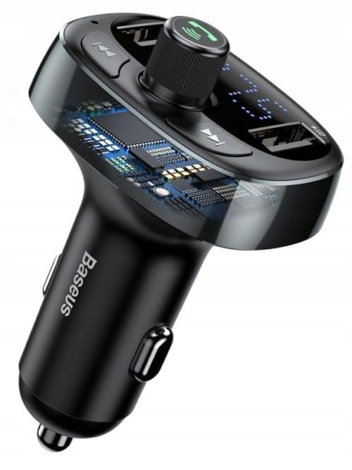 Transmiter FM Bluetooth Baseus TM01