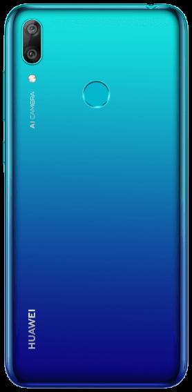 Huawei Y7 (2019) - Logo