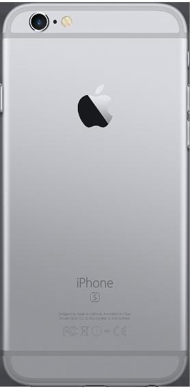 iPhone 6s - Logo
