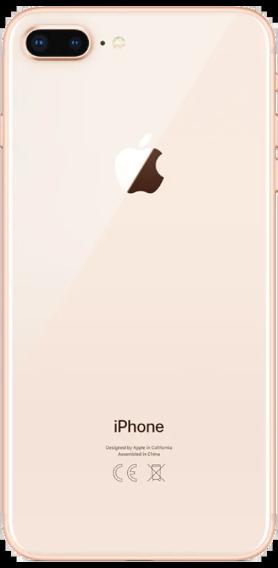 iPhone 8 Plus - Logo