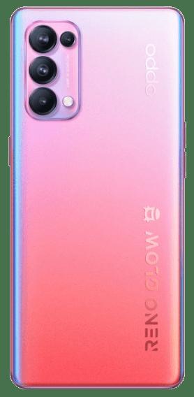 Oppo Reno 5 Pro 5G - Logo