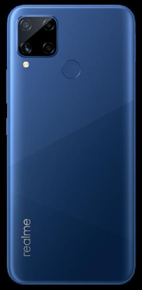 Realme C15 - Logo