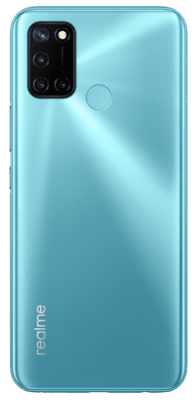 Realme C17 - Logo