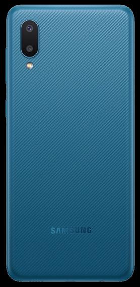 Samsung Galaxy A02 - Logo