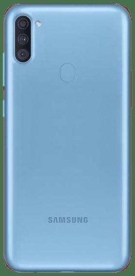 Samsung Galaxy A11 - Logo