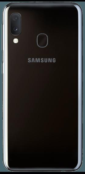 Samsung Galaxy A20e - Logo