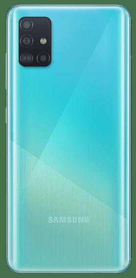 Samsung Galaxy A51 - Logo