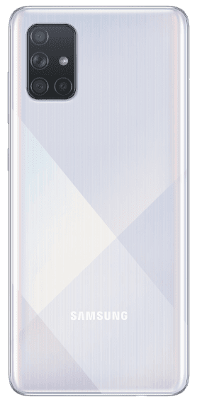 Samsung Galaxy A71 - Logo