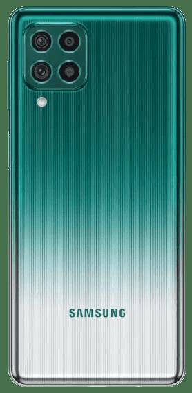 Samsung Galaxy F62 - Logo