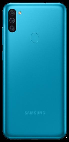 Samsung Galaxy M11 - Logo
