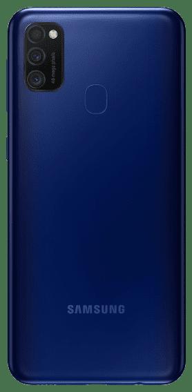 Samsung Galaxy M21 - Logo