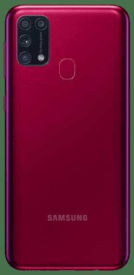 Samsung Galaxy M31 - Logo