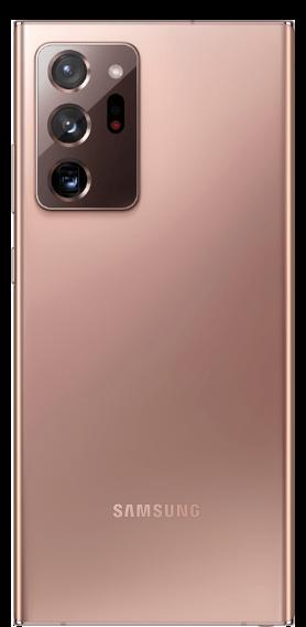 Samsung Galaxy Note 20 Ultra - Logo