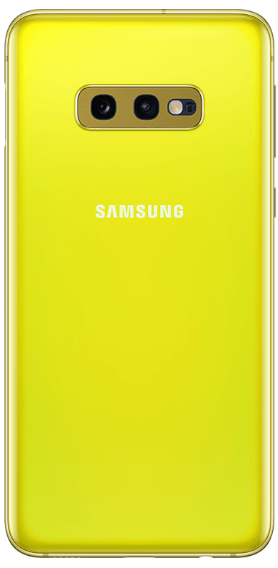 Samsung Galaxy S10e - Logo