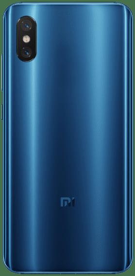 Xiaomi Mi 8 - Logo
