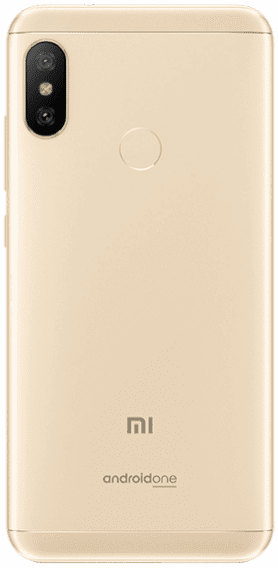 Xiaomi Mi A2 Lite - Logo