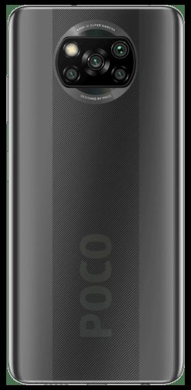Xiaomi Poco X3 NFC - Logo