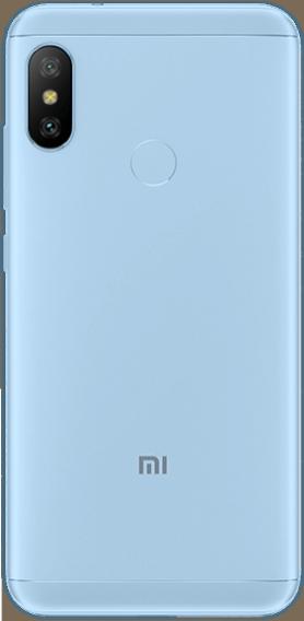Xiaomi Redmi 6 Pro - Logo
