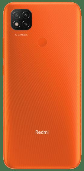 Xiaomi Redmi 9C - Logo