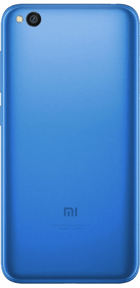 Xiaomi Redmi Go - Logo