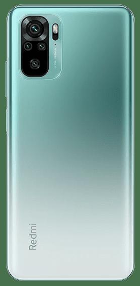 Xiaomi Redmi Note 10 - Logo