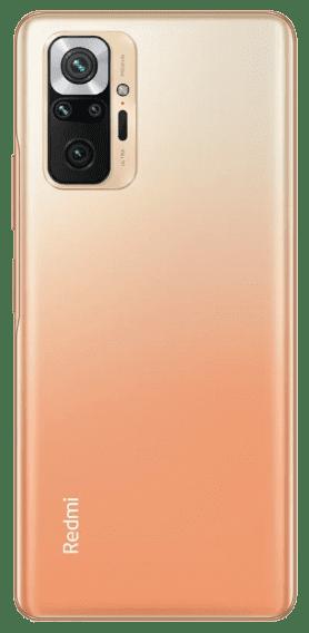 Xiaomi Redmi Note 10 Pro - Logo