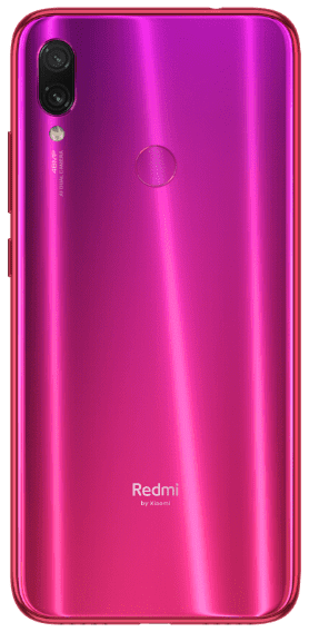 Xiaomi Redmi Note 7 - Logo