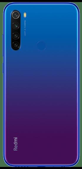 Xiaomi Redmi Note 8T - Logo