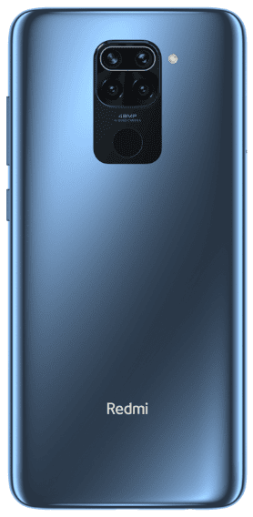 Xiaomi Redmi Note 9 - Logo